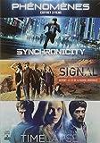 Coffret phénomènes 3 films : synchronicity ; time lapse ; the signal