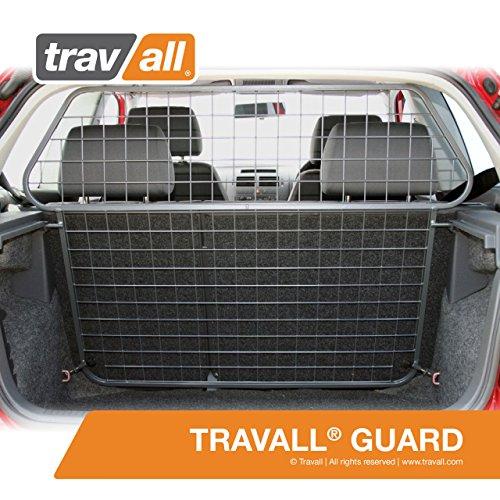 Travall® Guard Hundegitter TDG0385 - Maßgeschneidertes Trenngitter in Original Qualität