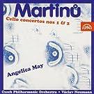 Martinu - Cello Concertos 1 & 2