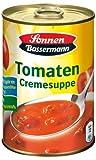 Sonnen Bassermann Tomaten-Cremesuppe , 3er Pack (3 x 400 ml Dose)