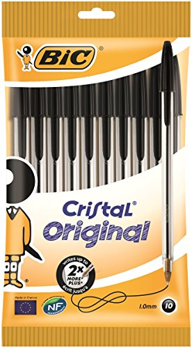 bic-cristal-original-10-mm-ball-pen-black-pack-of-10