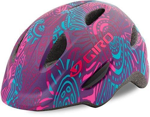 Giro Scamp Kinder Fahrrad Helm lila 2018: Größe: S (49-53cm)