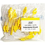 Tepe Yellow Interdental Brush 0.7mm 25 Pack