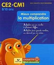 Mieux comprendre la multiplication CE2-CM1
