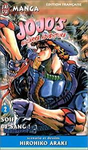 Phantom Blood - Jojo's Bizarre Adventure Saison 1 Edition simple Tome 2