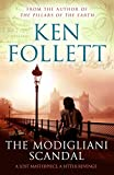 The Modigliani Scandal by Ken Follett front cover