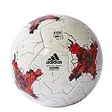 adidas Confedcomp Balón de Fútbol Copa Confederaciones, Hombre, Blanco (Blanco/Rojo/Rojpot/Gritra), 5