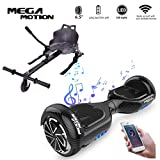 Mega Motion Self Balance Scooter E1 - Gyropode électrique 6.5' -Bluetooth -...