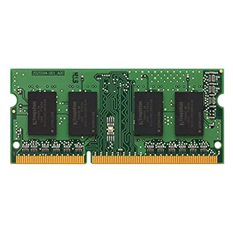 Kingston KCP313SS8/4 Notebook Arbeitsspeicher 4GB (1333MHz, SODIMM, DDR3, 1,5V, CL9, 204-pin)