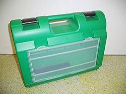 Werkzeug Und Maschinen Koffer, Pvc,dino, Grün
