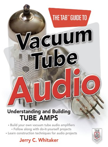 The TAB Guide to Vacuum Tube Audio: Understanding and Building Tube Amps (TAB Electronics) (English Edition)