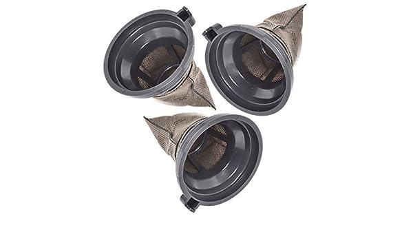 ORIGINALE protezione del motore filtro vz01msf per Bosch BSG 61831 Relaxx /'x Pro Silence Plus