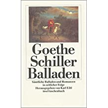 Sämtliche Balladen und Romanzen in zeitlicher Folge (insel taschenbuch)