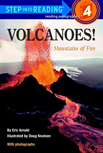 Volcanoes!: Mountains of Fire (Step into Reading) (English Edition)