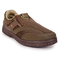 Action shoes Men Casual shoes KD-220-BROWN