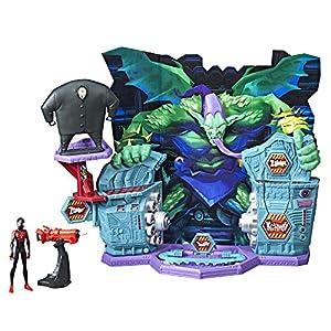 Hasbro E2843EU4 Spider-Man Super Schurken - Juego de construcción de Spiderman (Incluye Figura)