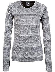 Puma Damen Epic L/S Tee W T-Shirt