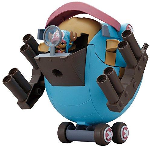 Bandai Hobby Chopper Robo Super 1Guard Festung Onepiece Building Kit -