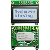 NHD-0208AZ-FSW-GBW-33V3 Newhaven Display, 2 pcs in pack, sold by SWATEE ELECTRONICS