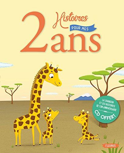 2 Histoires pour mes 2 ans (+CD) par Collectif