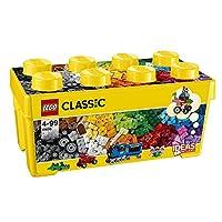 LEGO® - Classic Orta Boy Yaratıcı Yapım Kutusu (10696)