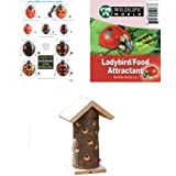 Wildlife World - Conjunto de protección para mariquitas e insectos
