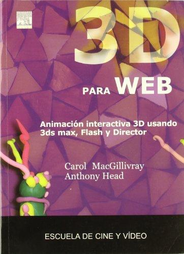3d Para Web por Anthony Head