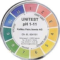 UNITEST I Indikatorpapier pH 1-11 Dose 5 m preisvergleich bei billige-tabletten.eu