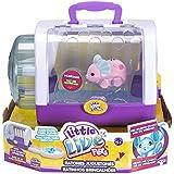 Little Live Pets - Casa y ratón juguetón Rosa  (Famosa 700013202)