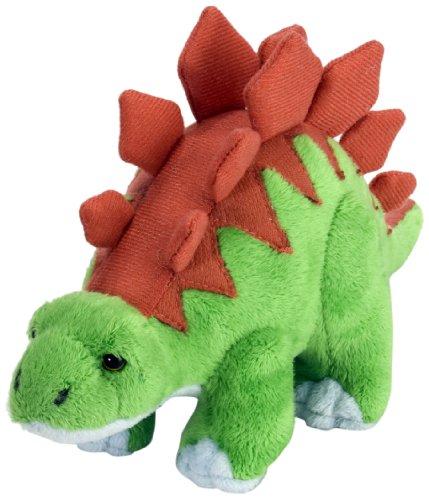 Preisvergleich Produktbild Wild Republic 15501 - Dinomites Plüsch Stegosaurus, 25 cm