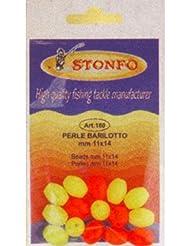 Stonfo Perlen Barrel 8X12 Hardware Ausrüstung Angeln 519-60
