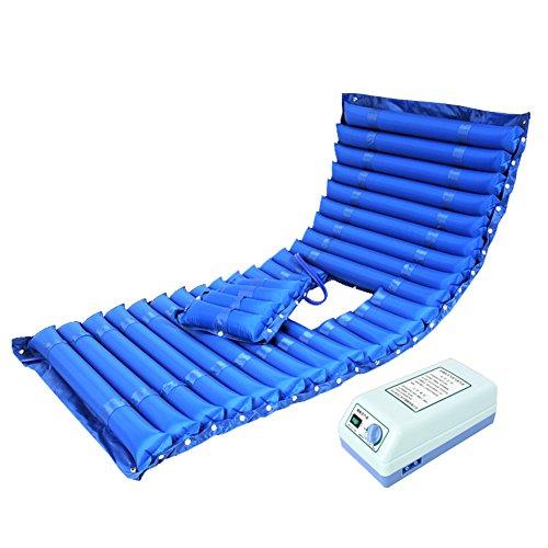 Byjia Dekubitus Matratze Medizinische Druckschmerz Auflage Krankenpflege Gelähmte Patienten Älteres Aufblasbares Bett Kissen Mit Pumpe