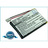 Replacement Battery for Pure Digital Pocket DAB1500 & TalkSport