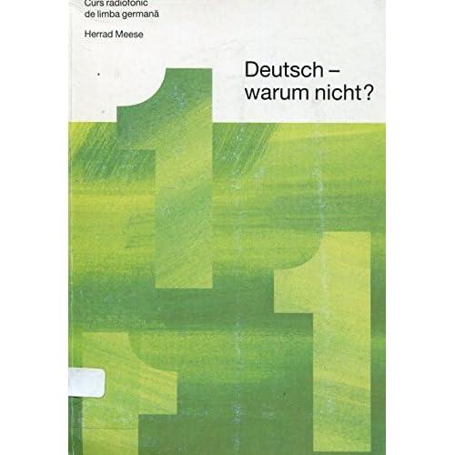 Deutsch - Warum Nicht ? L'allemand pourquoi pas ? Cours d'allemand par la radio