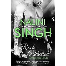 Rock Addiction (Rock Kiss Book 1) (English Edition)