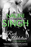 Front cover for the book Rock Addiction by Nalini Singh