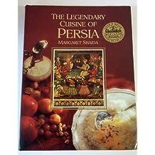 The Legendary Cuisine of Persia by Margaret Shaida (1992-12-02)