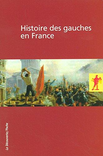 Coffret  Histoire des gauches en France
