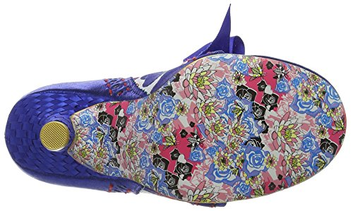Irregular Choice  Abigail's Third Party,  Damen Stiefel Blue (Blue Multi Floral)