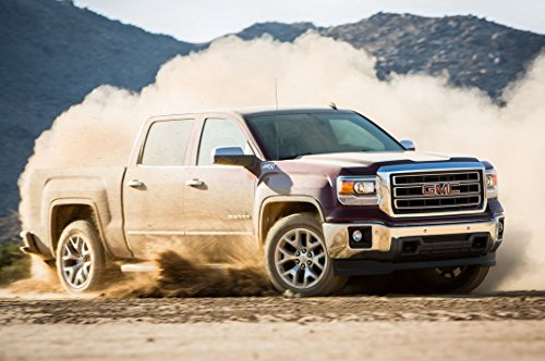 gmc-sierra-customized-36x24-inch-silk-print-poster-affiche-de-la-soie-wallpaper-great-gift