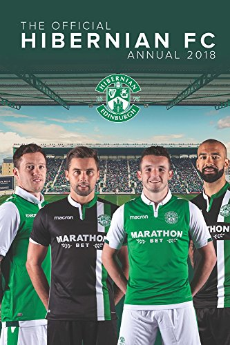 Official Hibernian FC Annual 2019 por David Forsyth