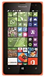 Microsoft Lumia 532 Smartphone Dual-SIM (10,16 cm (4 Zoll) Display, 5 Megapixel Kamera, Qualcomm Snapdragon Prozessor, 1,2GHz, micro-USB 2.0, Bluetooth 4.0, 1GB RAM, Win 8.1) orange
