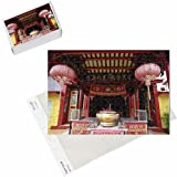 Photo Jigsaw Puzzle of Interior of Chinese temple in Sibu
