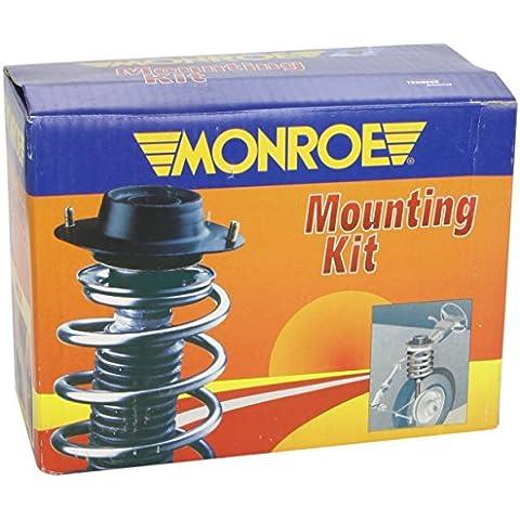 Monroe AK243 Juego de tornillos, cubierta cojinete columna amortiguación