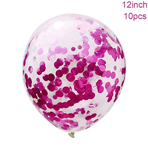 YORIWOO Baby Shower 16inch Oh Baby Foil Balloons It's Boy Or Girl Gender Reveal Rose Gold Balloons Babyshower Party Supplies Kid