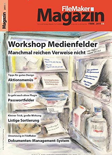 FileMaker Magazin, PDF [Jahresabo]