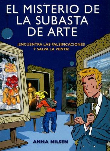 El misterio de la subasta de arte/ Art Auction Mystery