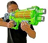 Nick and Ben Wasser-Gewehr XXL 75 cm mit großer Reichweite Sommer-Spielzeug Garten und Strand Spritz-Pistole für Kinder und Erwachsene