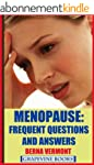 Menopause: Frequent Questions And Ans...