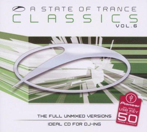 Preisvergleich Produktbild A State of Trance Classics 6 (4cd+Usb)
